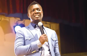 Seyi Law – The Famous Comedian