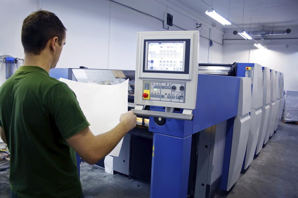 Corporate Printing Solutions For High Cost Jobs