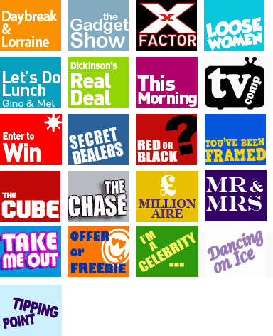 Top TV Shows That Currently Have Easy To Enter Competitions