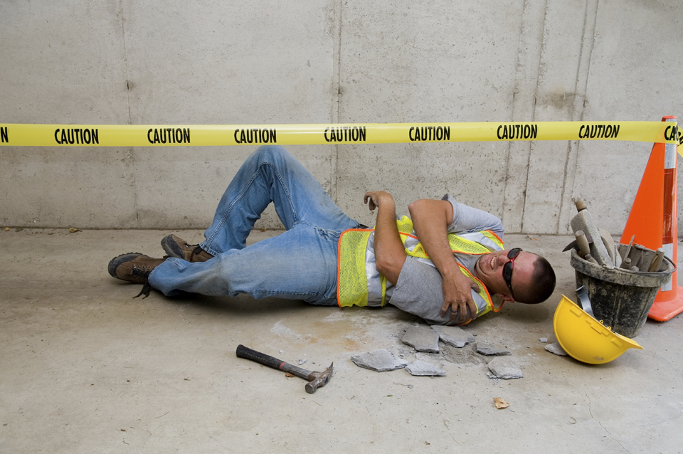 Claiming Successfully For Accidents At Work