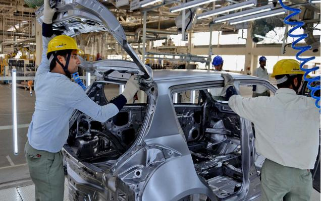 Best Automotive Industries In The World 2014