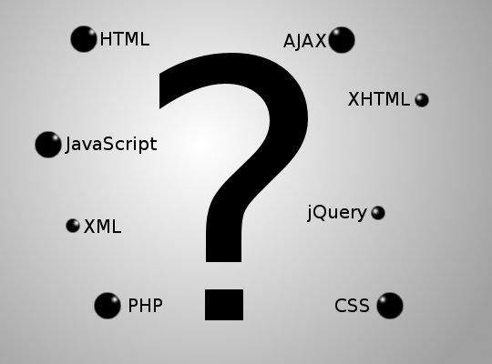 3 Popular Web Languages We Should Learn